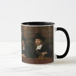 Rembrandts De Staalmeesters Tasse