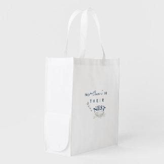 remplissez sac de nid cabas épicerie