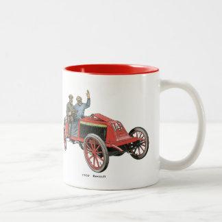 Renault-Rennwagen 1902 Haferl