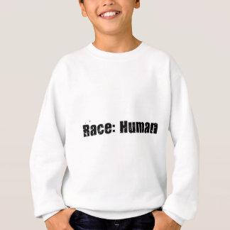 Rennen: Menschlich Sweatshirt