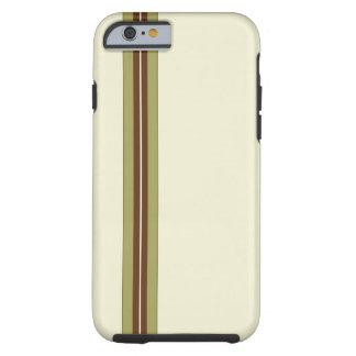 Rennläufer-Creme - Kamerad-Fall Tough iPhone 6 Hülle