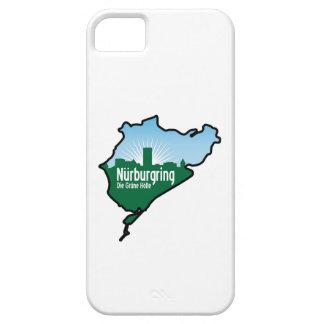 Rennstrecke Nurburgring Nordschleife, Deutschland iPhone 5 Schutzhüllen