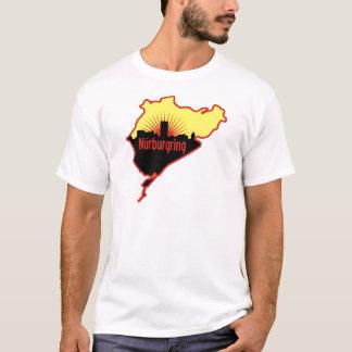 Rennstrecke Nurburgring Nordschleife, Deutschland T-Shirt