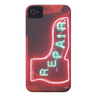 Repare Leuchtreklame NYC Case-Mate iPhone 4 Hüllen