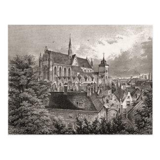 Replikantikendruck, Leiden Postkarte