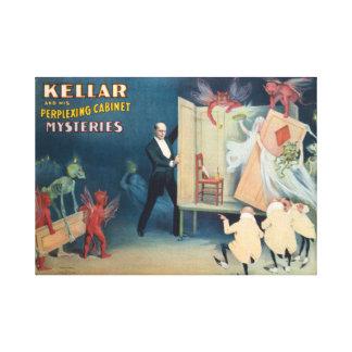 Reproduction vintage d'affiche d'art toiles