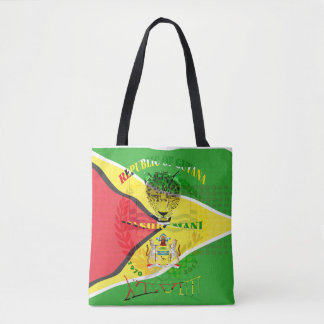 Republik Guyana 47. Mashramani Jahrestag Tasche