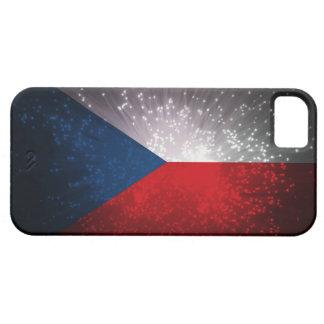 Republika de Česká ; Drapeau tchèque Coques iPhone 5