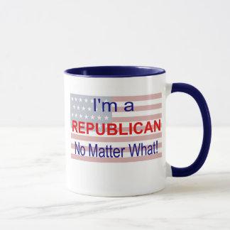 Republikaner keine Angelegenheit Tasse