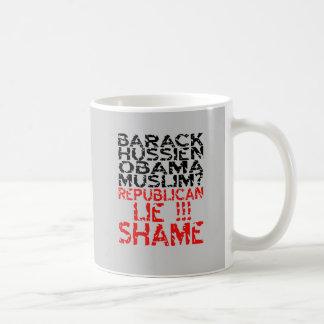 Republikaner-Lüge Kaffeetasse