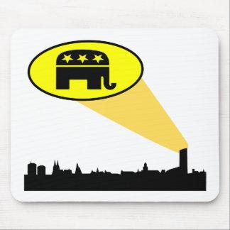 Republikaner und Trumpf Ihr Land benötigt Sie Mousepad