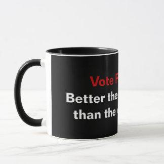 Republikaner - verbessern Sie den Teufel, den Sie Tasse