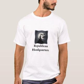 republikanische Hauptsitze T-Shirt