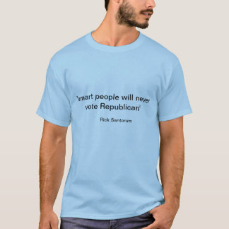 republikanisches, demokratisches Party, T-Shirt