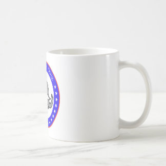 republikanisches Küken Kaffeetasse