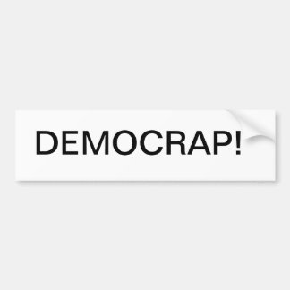 republikanisches lustiges politisches des autoaufkleber