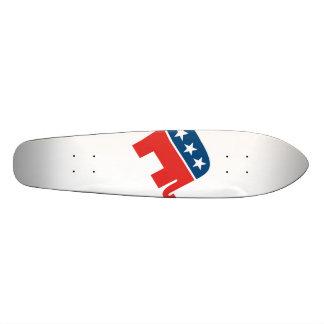 Republikanisches Skateboard Oldschool Skateboardbretter