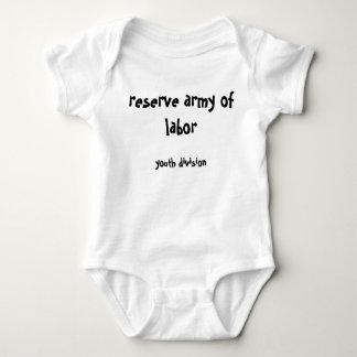 Reserve-Armee der Arbeit: Jugend-Abteilung Baby Strampler