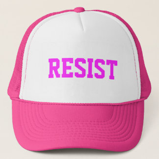 #RESIST Fernlastfahrer-Hut Retrokappe