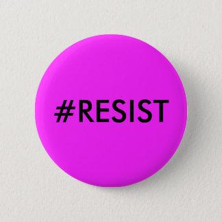 #RESIST Knopf Runder Button 5,1 Cm