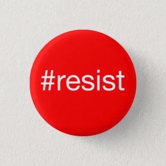 #resist runder button 2,5 cm