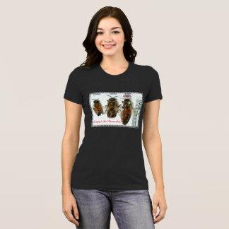 Respektieren Sie den Hierarchie-Königin T-Shirt