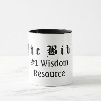 Ressource der Klugheits-#1 Tasse