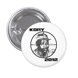 Réticules 2012 de cible de Kony Joseph Kony Badge Rond 2,50 Cm