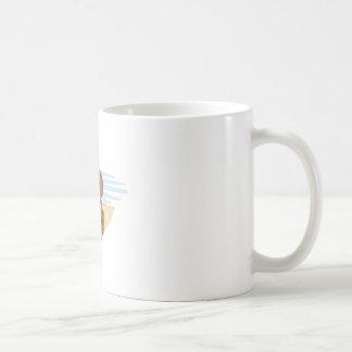 Retriever-Szene Kaffeetasse
