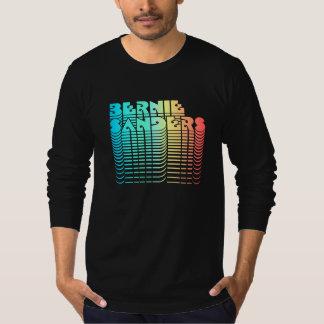 Retro 70er-80er Bernie-Sandpapierschleifmaschinen T-Shirt