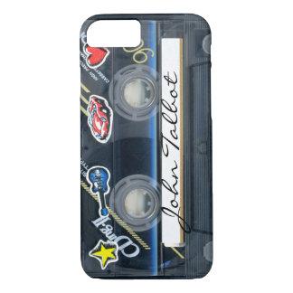 Retro 80er T3-Kassetten-Tonband iPhone Fall iPhone 8/7 Hülle