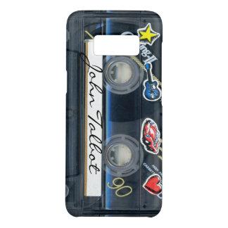 Retro 80er T3-Tonbandkassette Samsung umkleiden Case-Mate Samsung Galaxy S8 Hülle