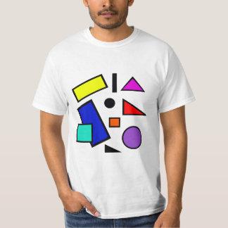 Retro 80erformen T-Shirt