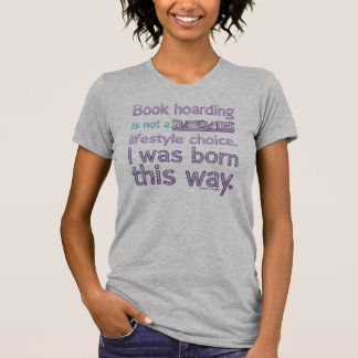 Retro Buchhorten T-Shirt