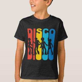 Retro Disco-Tänzer T-Shirt