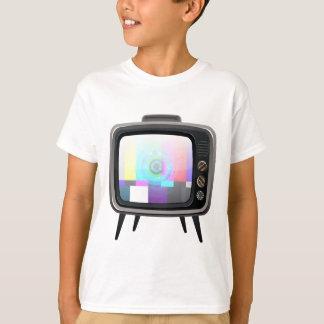 Retro Fernsehen T-Shirt