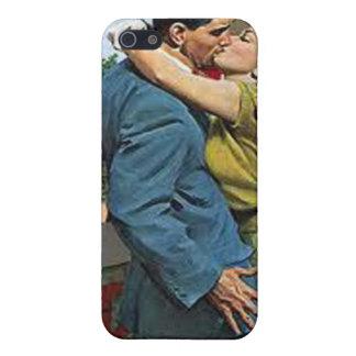 Retro Fünfzigerjahre Save the Date iPhone Fall iPhone 5 Schutzhüllen