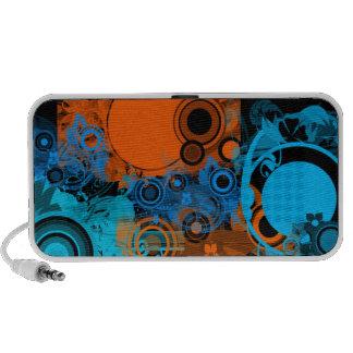 rétro haut-parleur iPod