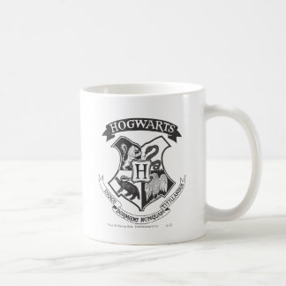Retro Hogwarts Wappen Harry Potter | Kaffeetasse