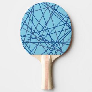 Retro Klingeln Pong Paddel! Tischtennis Schläger