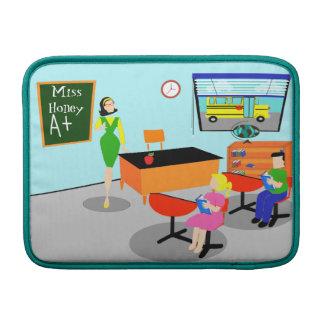 Retro Lehrer-MacBook-Luft-Hülse Sleeve Fürs MacBook Air