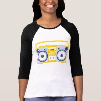 Retro Melodien T-Shirt