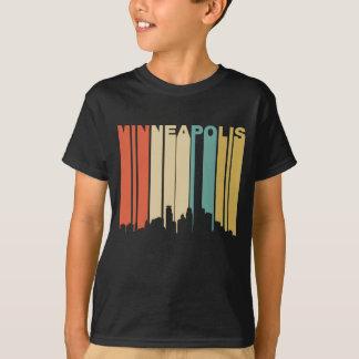 Retro Minneapolis-Skyline T-Shirt