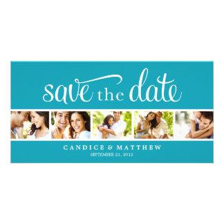 RETRO MITTEILUNG DER LIEBE-%PIPE% SAVE THE DATE FOTOKARTEN