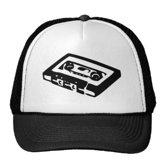Retro Musikt-shirt Kappen