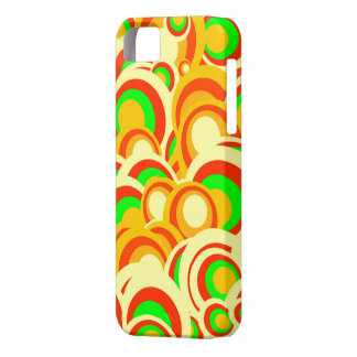 Retro Muster 1973A iPhone 5 Case