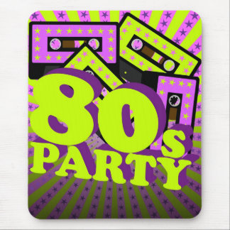 Retro Party Mousepad