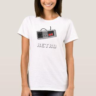 Retro Prüfer 8-Bit - T-Stück T-Shirt
