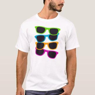 Retro Sonnenbrillesammlung T-Shirt