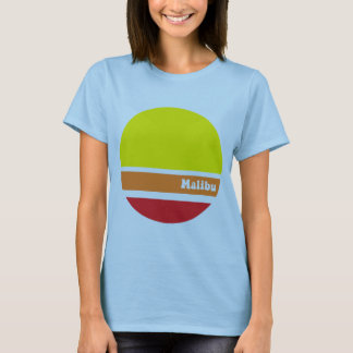 Retro T - Shirt Malibus